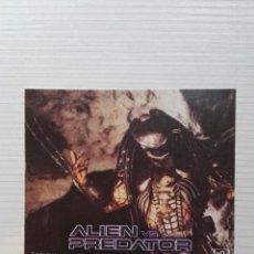 Entradas de Cine : ENTRADA TICKET DE CINE ALIEN VS PREDATOR 2004. Lote 115011544