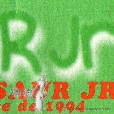 Entradas de Conciertos: DINOSAUR JR - TICKET ENTRADA CONCIERTO 1994 – BARCELONA. Lote 29157305