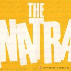 Entradas de Conciertos: THE SINATRAS - TICKET ENTRADA CONCIERTO 1985 – MADRID . Lote 29157402