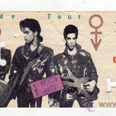 Entradas de Conciertos: (M-ALB1) PRINCE - ENTRADA PARA EL CONCIERTO DE PRINCE NUDE TOUR, BARCELONA 1990. Lote 29889041