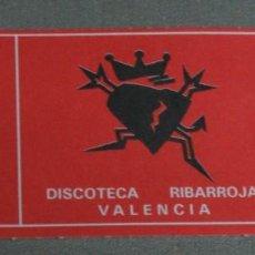 Entradas de Conciertos: ENTRADA DISCOTECA NOD VALENCIA. Lote 60682159