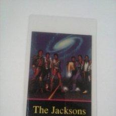 Entradas de Conciertos: MICHAEL JACKSON JACKSONS VICTORY TOUR 84 PASE . Lote 73549595