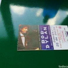 Entradas de Conciertos: ENTRADA CONCIERTO BOB DYLAN EN CARTAGENA 20 DE JULIO DE 1995. Lote 80264915