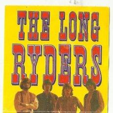 Entradas de Conciertos: ENTRADA CONCIERTO THE LONG RYDERS SALA ASTORIA MADRID.. Lote 78435841