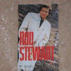 Entradas de Conciertos: ENTRADA CONCIERTO DE ROD STEWART - MADRID.. Lote 106415299