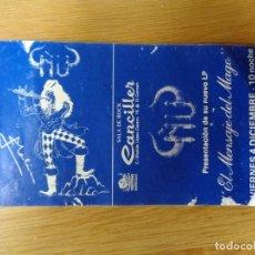 Entradas de Conciertos: ENTRADA CONCIERTO ÑU 1987. Lote 112021435