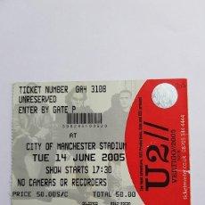 Entradas de Conciertos: U2 VERTIGO TOUR. Lote 125308435
