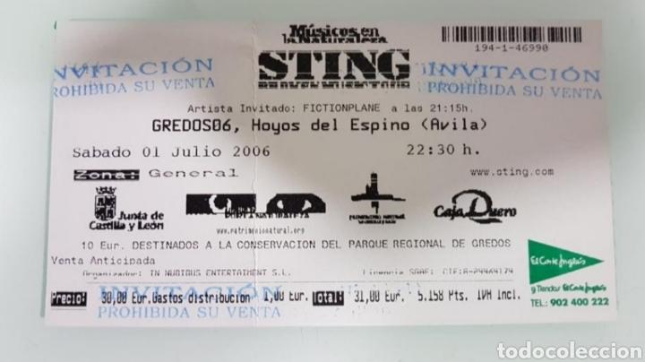 Entradas de Conciertos: Lote entradas conciertos y teatro - Foto 3 - 178810113