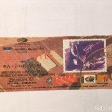 Biglietti di Concerti: DIRE STRAITS. ENTRADA SIN ROMPER 6/5/92 SANSEBASTIÁN. Lote 286841693
