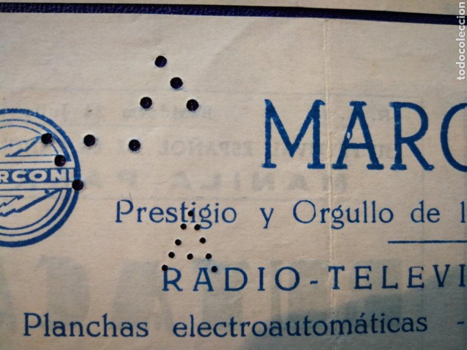 Entradas de Conciertos: LOTE DE 6 ENTRADAS PARA III FESTIVAL ESPAÑOL DE LA CANCIÓN. BENIDORM JULIO 1961. - Foto 17 - 194320475