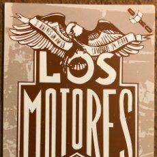 Entradas de Conciertos: LOS MOTORES. ENTRADA CONCIERTO SALA REVOLVER (MADRID), PRIMEROS AÑOS 90. DISCOGRÁFICA DRO. Lote 196399032