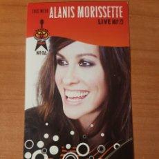 Entradas de Conciertos: ENTRADA CONCIERTO ALANIS MORISSETTE TODAY SHOW 23/5/2008 LOTE 20. Lote 206382468