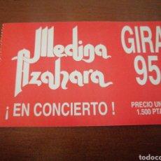 Entradas de Conciertos: ENTRADA CONCIERTO MEDINA AZAHARA GIRA 95 1995. Lote 217650595