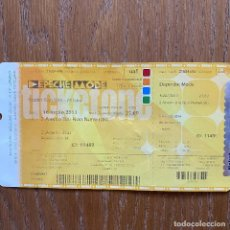Entradas de Conciertos: ENTRADA DEPECHE MODE DELTA MACHINE TOUR 2013 MILAN (ESTADIO SAN SIRO). Lote 221816052