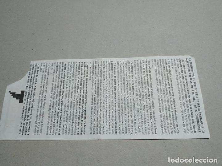 Entradas de Conciertos: ENTRADA CONCIERTO WASP. SALA RAZZMATAZZ 2. BARCELONA. LA DE LA FOTO - Foto 2 - 222030098