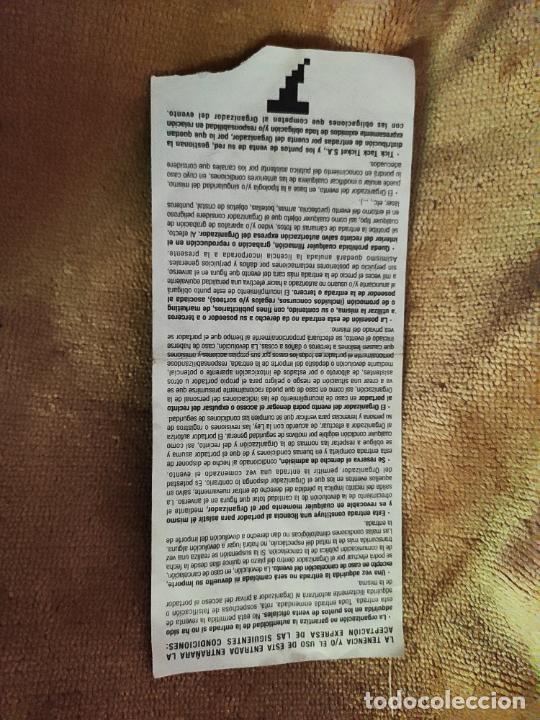 Entradas de Conciertos: ENTRADA CONCIERTO MISFITS. SALA RAZZMATAZZ 2, BARCELONA. LA DE LA FOTO - Foto 2 - 222352132
