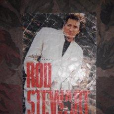 Entradas de Conciertos: ENTRADA ROD STEWART BCN.1986. Lote 222850977