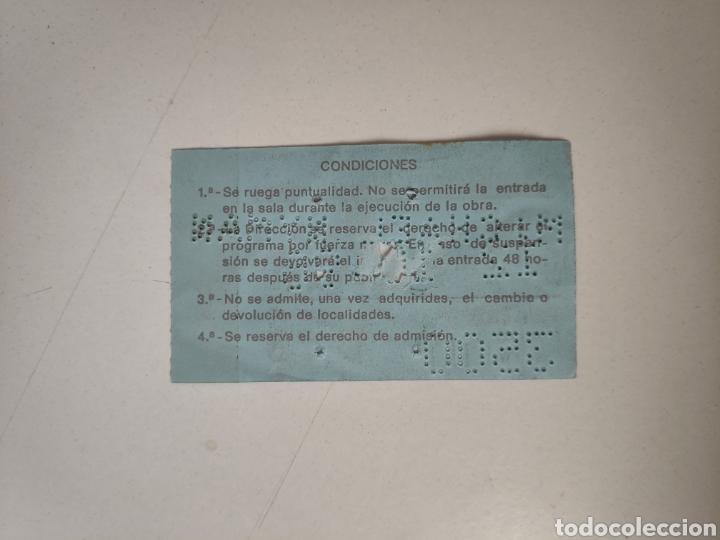 Entradas de Conciertos: Entrada concierto Michael Nyman. Mallorca 1996 - Foto 2 - 226224400