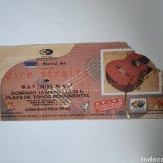 Entradas de Conciertos: ENTRADA CONCIERTO DIRE STRAITS, ON EVERY STREET TOUR. BARCELONA 1992. Lote 226285440