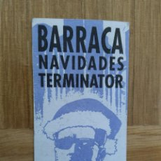 Entradas de Conciertos: FLYER DISCOTECA BARRACA. NAVIDADES TERMINATOR. VALENCIA. RUTA DEL BACALAO. PRINCIPIOS DE LOS 90´S.. Lote 236055205