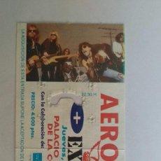 Entradas de Conciertos: ENTRADA AEROSMITH + EXTREME. 9 DE JUNIO DE 1994. MADRID.PALACIO DE LOS DEPORTES MADRID. Lote 236301535