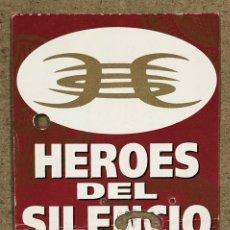 Entradas de Conciertos: HEROES DEL SILENCIO. ENTRADA CONCIERTO SALA ZELESTE (BARCELONA), AÑOS 90.. Lote 246461170