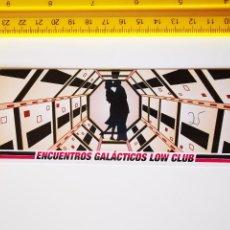 Entradas de Conciertos: FLYER INVITACION ENTRADA DISCOTECA LOW CLUB MADRID 2004 ENCUENTROS GALACTICOS GALILEO 26. Lote 263036300