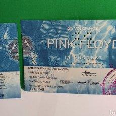 Billets de concerts: PINK FLOYD ENTRADA DE UN ANTIGUO CONCIERTO. Lote 267457009