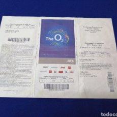 Entradas de Conciertos: QUEEN +ADAM LAMBERT LIVE 2017 (13 DICIEMBRE 2017) SEAT 370. Lote 296950723