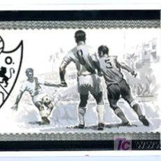 Coleccionismo deportivo: FUTBOL ,ORIGINAL PINTADO A MANO , ENTRADA FUTBOL C.D. ORENSE ,. Lote 26777278