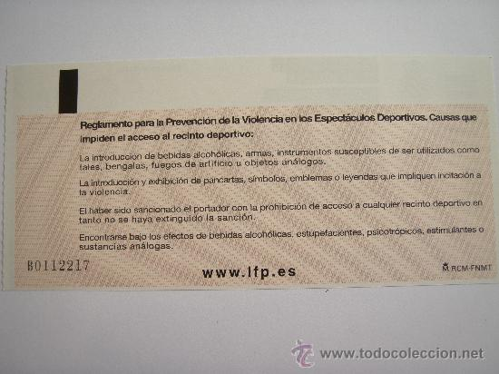 Coleccionismo deportivo: RCD Espanyol - Estadi Olimpic - Ultima- - Foto 2 - 26017009