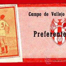 Coleccionismo deportivo: ENTRADA FUTBOL, LEVANTE UD CAMPO VALLEJO , 1966 , ORIGINAL , EF1592. Lote 27070971