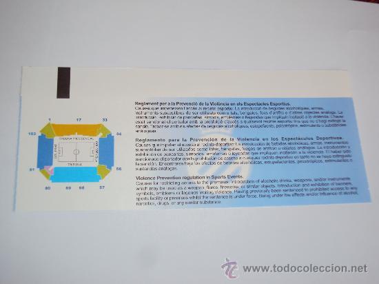 Coleccionismo deportivo: RCD Espanyol. Inauguracio Nou Estadi 2-8-2009- - Foto 2 - 35267204