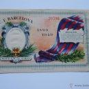 Coleccionismo deportivo: ENTRADA C.F BARCELONA BODAS DE ORO 1899-1940. Lote 41759764