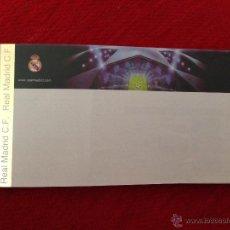 Coleccionismo deportivo: ENTRADA UNICA TICKET REAL MADRID UEFA CHAMPIONS LEAGUE 2013 2014 SIN IMPRIMIR. Lote 44238514