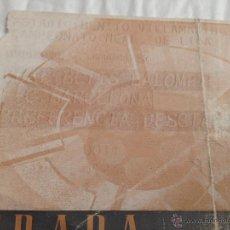 Coleccionismo deportivo: R4205 ENTRADA TICKET BETIS BARCELONA LIGA 1996 1997. Lote 46012123