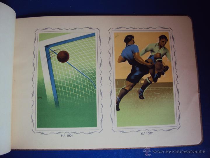 Coleccionismo deportivo: (F-0779)CATALOGO DE PROPAGANDA DE FUTBOL 1944-45,CARTELES Y ENTRADAS - Foto 6 - 50528850