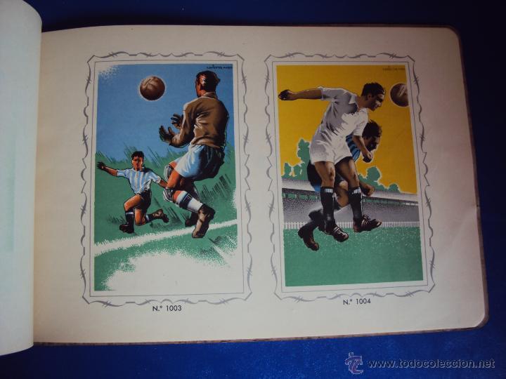 Coleccionismo deportivo: (F-0779)CATALOGO DE PROPAGANDA DE FUTBOL 1944-45,CARTELES Y ENTRADAS - Foto 7 - 50528850