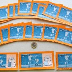 Coleccionismo deportivo: LOTE 20 ENTRADAS TORRENTE CF FUTBOL VALENCIA TORRENT ORIGINALES ENTRADA L/2 . Lote 51980138