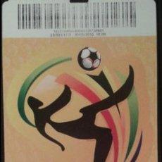 Coleccionismo deportivo: ENTRADA MUNDIAL 2010. INGLATERRA VS ARGE LIA. Lote 52141759