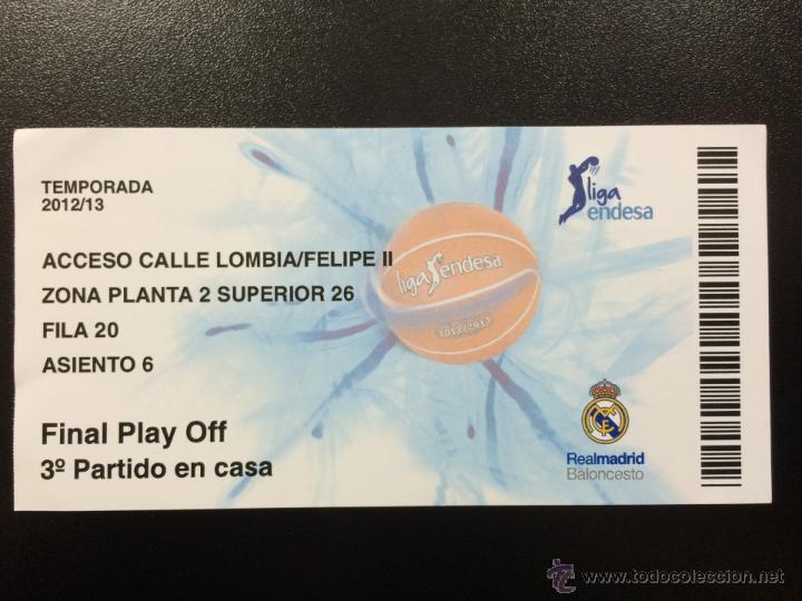 entradas madrid barcelona baloncesto
