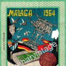 Coleccionismo deportivo: MALAGA ,1964, TROFEO INTERNACIONAL COSTA DEL SOL, SEVILLA.F.C.- FAR. Lote 53852572