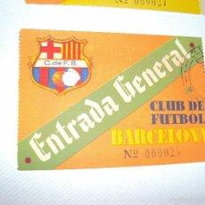 Coleccionismo deportivo: CF BARCELONA. GENERAL 025. Lote 56849428
