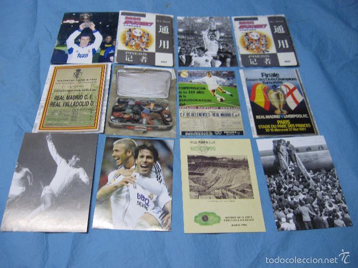 LOS TESOROS DEL REAL MADRID MAS DE CIEN AÑOS DE HISTORIA (Coleccionismo Deportivo - Documentos de Deportes - Entradas de Fútbol)