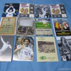 Coleccionismo deportivo: LOS TESOROS DEL REAL MADRID MAS DE CIEN AÑOS DE HISTORIA. Lote 58922085