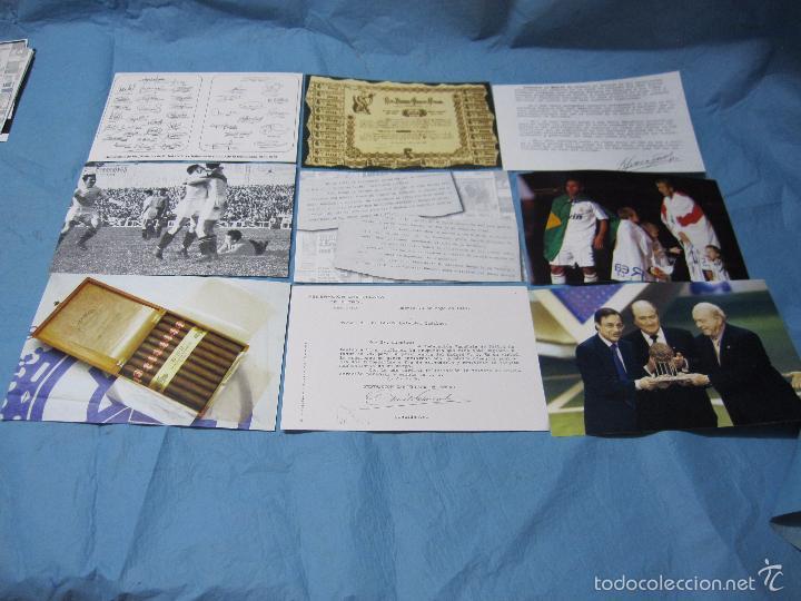 Coleccionismo deportivo: LOS TESOROS DEL REAL MADRID MAS DE CIEN AÑOS DE HISTORIA - Foto 4 - 58922085