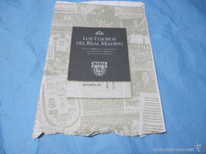 Coleccionismo deportivo: LOS TESOROS DEL REAL MADRID MAS DE CIEN AÑOS DE HISTORIA - Foto 7 - 58922085