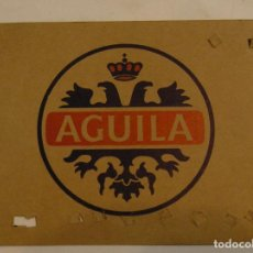 Coleccionismo deportivo: LEVANTE U D PASE TEMPORADA 90 91 PUBLICIDAD CERVEZA EL AGUILA (17). Lote 98098263