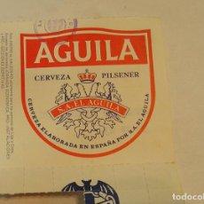 Coleccionismo deportivo: LEVANTE U D PASE TEMPORADA 86 87 PUBLICIDAD CERVEZA EL AGUILA (17). Lote 98098283