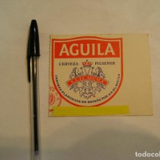 Coleccionismo deportivo: LEVANTE U D PASE TEMPORADA 87 88 PUBLICIDAD CERVEZA EL AGUILA (17). Lote 98245951